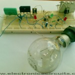5 WAY AC FLASHER CIRCUIT TEST