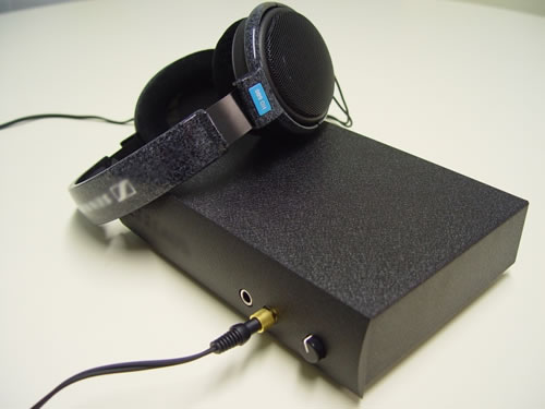 HeadPhone Amplifier OR PreAmplifier OutPut Stage