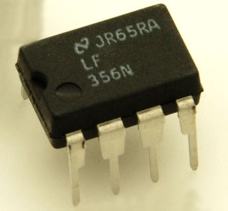 LF356 JFET Input Operational Amplifier IC