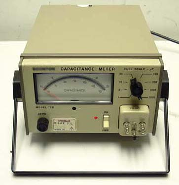 Capacitance Meter Using 555