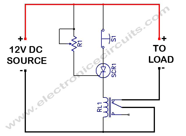 Over Voltage Protector Circuit