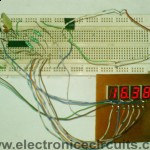 PIC 16F84 PIC16F84A 12 24 Hour DIGITAL Clock