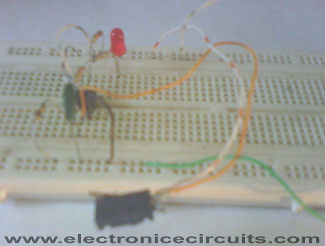 The Load Resistor In My Simulator Therefore The Break In The Circuit