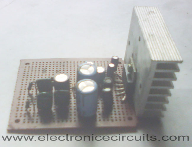 TDA2004 Car Stereo Amplifier Circuit | Electronic Circuits