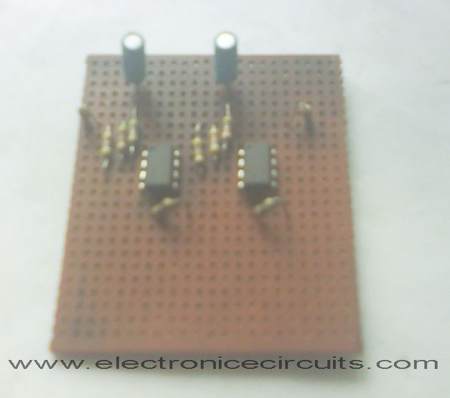 741 stereo preamplifier circuit diagram electronic circuits for Home 741 741