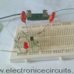 LED Blown AC Fuse Monitor Circuit