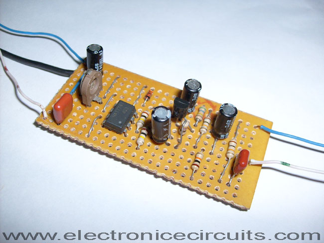 Ideas Of 100 Watt Amplifier Circuit Electronic Projects Circuits