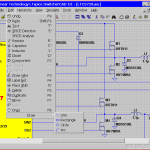 LTspice IV  Basic Schematic Editing