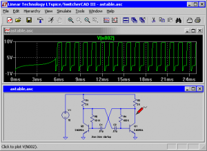 LTspice IV Circuit Simulation Schematic Capture Tool | Electronic ...
