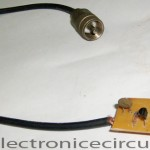 Transmitter RF Output LED Indicator Circuit