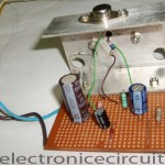transistor amplifier  low ripple power supply