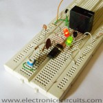 CD4060 IC Timer Circuit 01 min to 02 hours