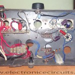 6V6 6J5 Class A Vacuum Tube Audio Amplifier Wiring Circuit