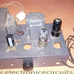  Vacuum Tube Valve Audio Amplifier