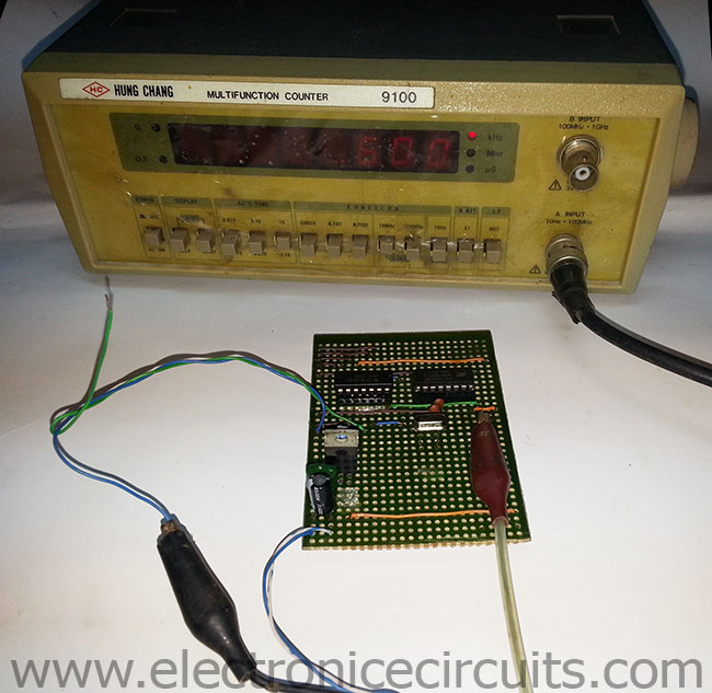 Frequency High Voltage Generator Circuit Free Electronic Circuits
