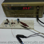 50hz signal generator circuit testing project board